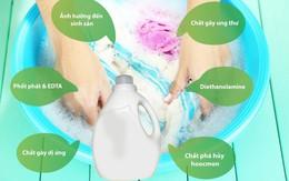 Giặt giũ xanh cho mẹ an lành