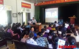 Huyện Đông Sơn (Thanh Hóa): Thực hiện đồng bộ các hoạt động nâng cao chất lượng dân số