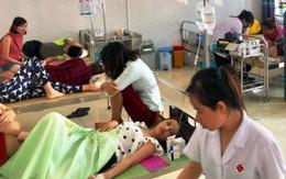 Thanh Hóa:  Hơn  50 du khách phải nhập viện khẩn cấp nghi ngộ độc sau khi ăn hải sản