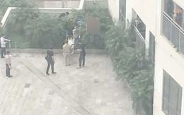 Hà Nội: Phát hiện thi thể người đàn ông tại Trung tâm thương mại Mipec Long Biên