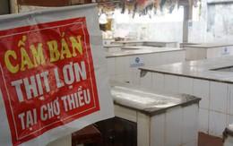 Thanh Hóa yêu cầu các địa phương không được cấm bán thịt lợn