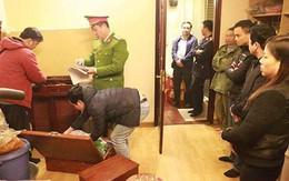 Hưng 'kính' và đồng bọn bị truy tố trong vụ án 'bảo kê' tại chợ Long Biên