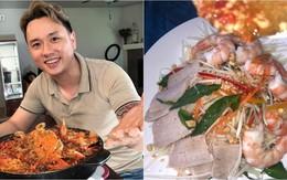 """Hóa ra showbiz Việt có một """"soái ca"""" đẹp trai, hát hay lại còn nấu ăn như siêu đầu bếp"""
