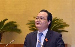 Bộ trưởng Phùng Xuân Nhạ nhận trách nhiệm về sai phạm trong kỳ thi THPT Quốc gia 2018