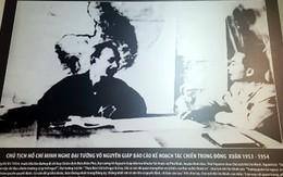 Sống lại ký ức hào hùng với những kỷ vật trong chiến thắng Điện Biên Phủ