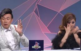 Minh Tuyết bật khóc khi nghe Chí Tài hát tặng vợ trên truyền hình