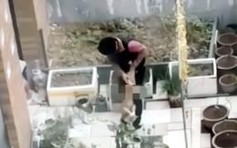 Bé trai 4 tuổi bị lột quần áo, trói tay, dốc ngược đầu xuống đất gây phẫn nộ