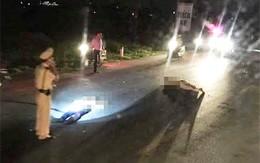 Nghệ An: Công an viên gây tai nạn khiến một Trung tá CSGT bị thương nặng