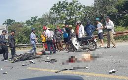 Thông tin mới nhất về vụ tai nạn thảm khốc làm 2 người đi xe máy tử vong ở Hà Nam