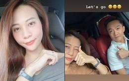 Đàm Thu Trang chính thức lên tiếng về tin đồn mang bầu với Cường đô la