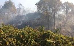 Nắng nóng gay gắt, Hà Tĩnh liên tiếp xảy ra cháy rừng