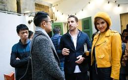 Siêu mẫu - MC Phương Mai chính thức về chung một nhà với bạn trai Tây sau 1 năm hẹn hò