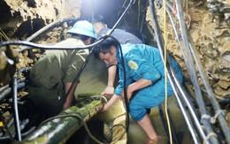 Giải cứu Người đàn ông mắc kẹt 8 ngày trong hang đá: Nạn nhân chỉ còn rất ít hy vọng sống sót