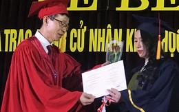 Hiệu trưởng Đại học Sư phạm Hà Nội khuyên sinh viên đừng an phận