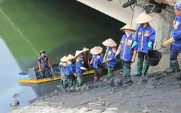 Vụ xả nước hồ Tây vào sông Tô Lịch: Sở Xây dựng Hà Nội nói gì?