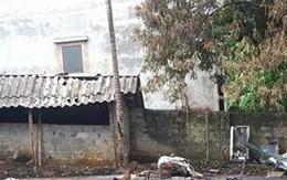 Nhà sàn của bà nội thủ môn Bùi Tiến Dũng bất ngờ bốc cháy trong đêm