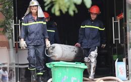 Hà Nội: Hiện trường vụ cháy lớn tại quán gà ở KĐT Thiên đường Bảo Sơn