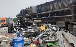 Vụ tai nạn kinh hoàng trên QL5: Hình ảnh tang thương tại hiện trường