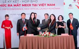 Việt Nam chính thức có nhà phân phối Meiji