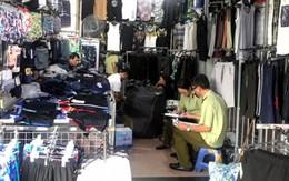 Hà Nội: Quản lý thị trường tạm giữ gần 7.000 sản phẩm nhái Hermes, Gucci Versace, Adidas…