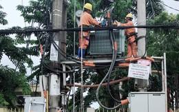 EVNNPC thông tin khắc phục hậu quả cơn bão số 2 tại một số tỉnh phía Bắc