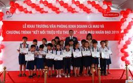 """Công ty BHNT Dai-ichi Việt Nam phát động gây quỹ cho chương trình hỗ trợ cộng đồng """"Kết nối triệu yêu thương"""""""