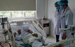 Các bệnh nhân sự cố chạy thận ở Nghệ An đã ổn định sức khỏe