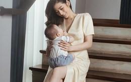 Á hậu Tú Anh than 'rơi não' - nỗi khốn khổ của bà mẹ sau sinh
