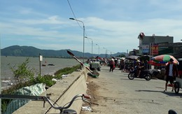 Huyện Hậu Lộc, Thanh Hóa: Dân bức xúc vì dự án chiếu sáng đường ven biển 2 năm chỉ sáng… 1 lần