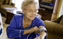 Bệnh cao huyết áp ở người già: Cách đo ở nhà thế nào cho đúng?