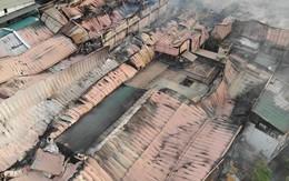 Đã xác định được nguyên nhân vụ cháy ở Công ty bóng đèn phích nước Rạng Đông