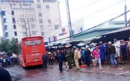 Nhân chứng kể lại giây phút xe khách lao vào chợ ven đường làm 4 người tử vong ở Gia Lai