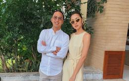 """Đi ăn cưới nhà người ta nhưng vợ chồng Hà Tăng lại chiếm spotlight vì """"tình bể bình"""" dù đã kết hôn gần 7 năm"""