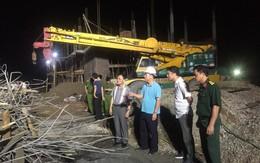 Hiện trường vụ sập mái cây xăng làm 8 người thương vong tại Hải Phòng