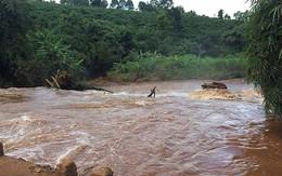 Đi ăn giỗ về, một người đàn ông ở Hà Tĩnh bị nước cuốn trôi