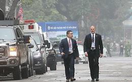 An ninh thắt chặt khi Tổng thống Trump và Chủ tịch Kim bước vào hội đàm