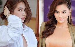 Ngọc Trinh bất ngờ bị đàn chị khơi lại chuyện cũ, hoa hậu Phương Lê lên tiếng: 'Vũ Thu Phương rất vô duyên'