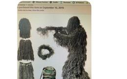 Người chị của năm: Đóng giả làm bụi cây để ghi lại khoảnh khắc được cầu hôn đầy xúc động của em gái