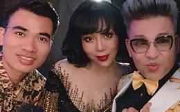 MC Thanh Bạch bình thản, vui vẻ giữa thời điểm bị Xuân Hương chỉ trích