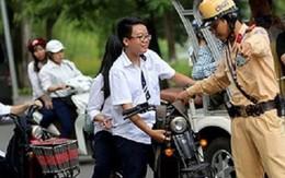 Đề nghị kỷ luật 160 học sinh TP.HCM vi phạm luật giao thông
