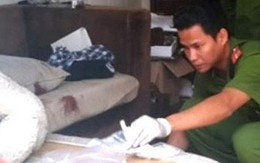 Thanh niên nghi ngáo đá lẻn vào nhà sát hại cụ ông 84 tuổi