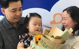 Quả ngọt của vợ chồng Việt kiều 10 năm mong con