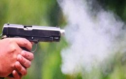 Bắt giam nghi phạm nổ súng bắn tình địch tại quán nhậu