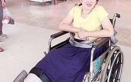 Bị dây điện 22.000 Volt rơi trúng người, người phụ nữ may mắn sống sót