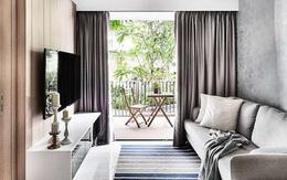 Căn hộ 36m² phong cách Scandinavian truyền cảm hứng cho người nhìn, khu vực vệ sinh thiết kế đẹp lạ