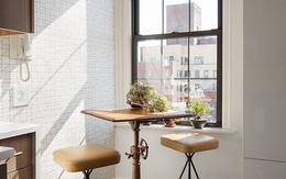 9 nhà bếp nhỏ vẫn có góc ăn đáng yêu, xinh xắn nhờ cách thiết kế thông minh