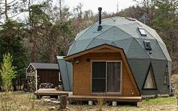 Ngôi nhà Nhật có tới 22 cửa sổ