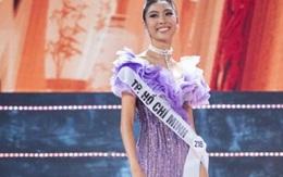 Thúy Vân không hối hận khi thi Hoa hậu Hoàn vũ Việt Nam