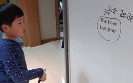 Cậu bé 6 tuổi giải được các bài toán cao cấp bậc đại học