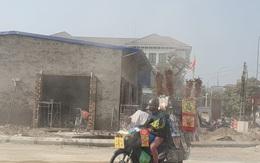 Hải Phòng yêu cầu dừng thi công với 3 công trình tạm tại nút giao Lê Hồng Phong - Sân bay Cát Bi